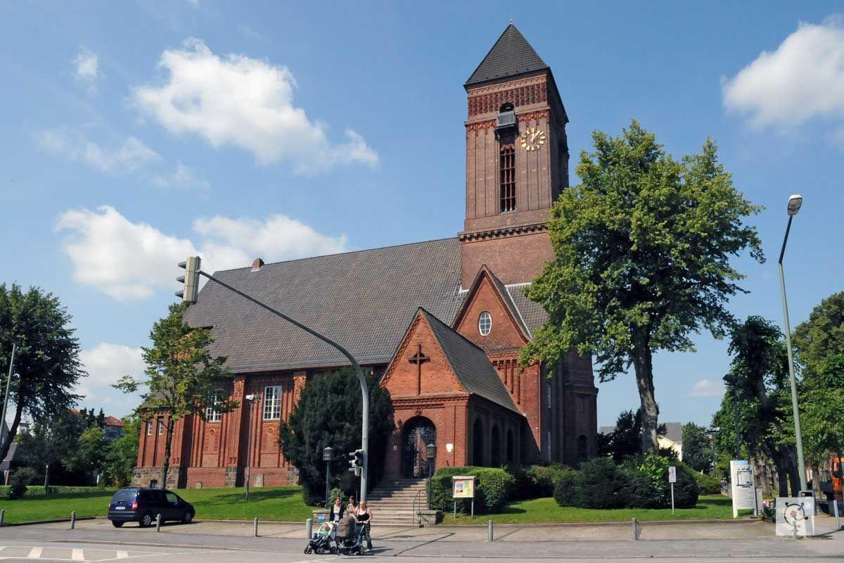 Anscharkirche Neumünster