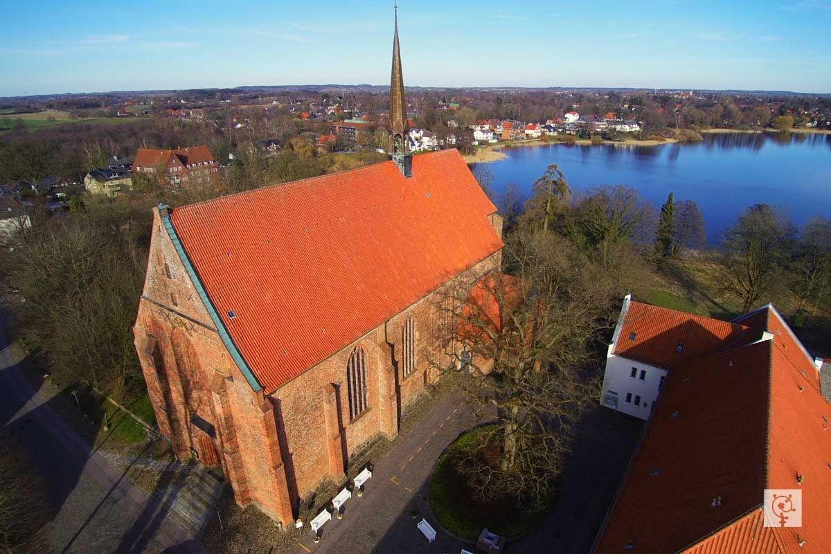 Kirche Bordesholm